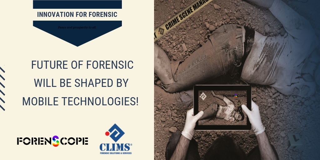 Forenscope - CLIMS integration goes live!