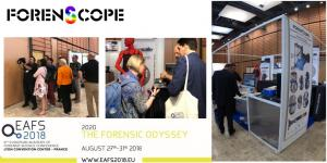 8th European Academy of Forensic Science Conference (EAFS)